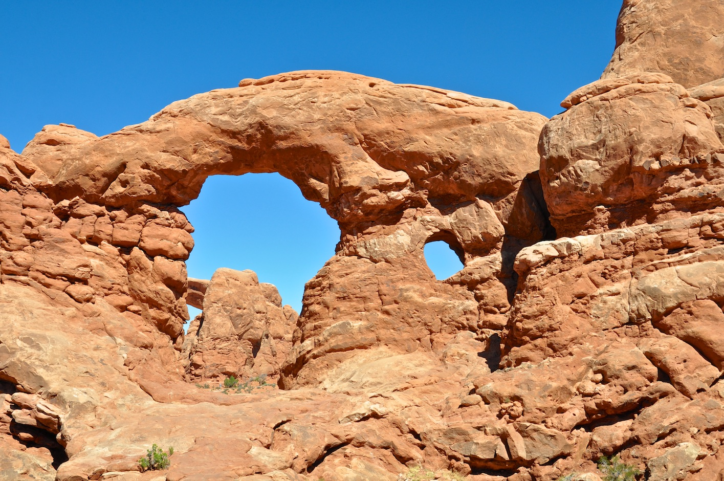 Arches National Park | Turret  Arch