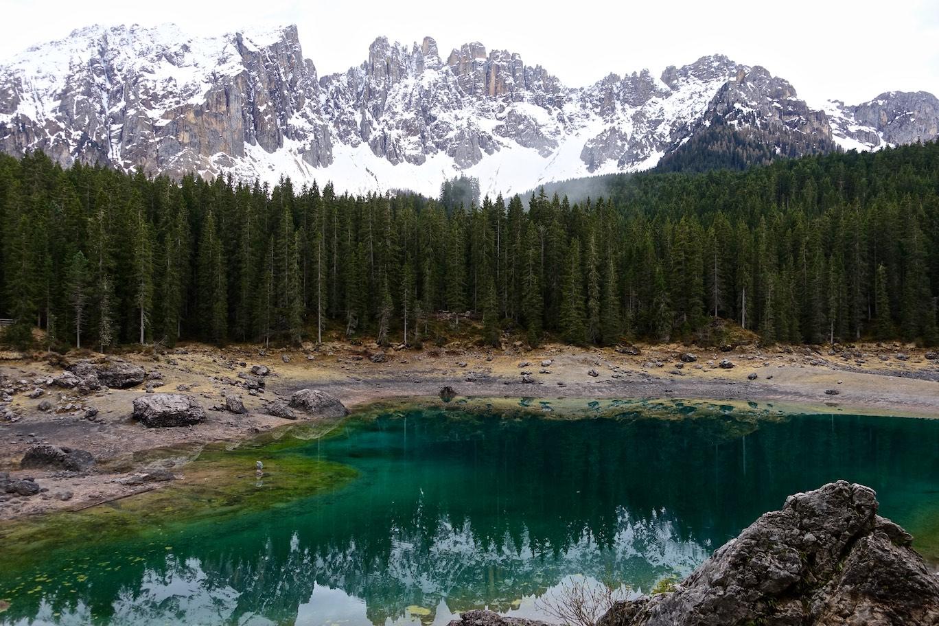 Lago di Carezza (Karersee)