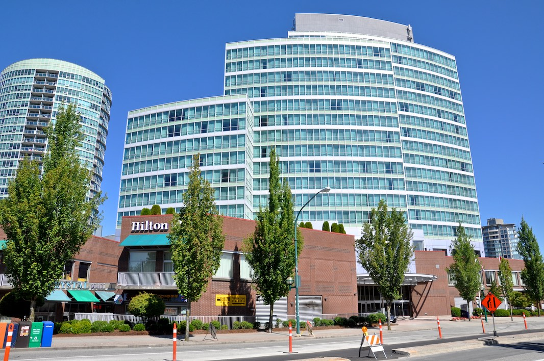 Hilton Vancouver Metrotown in Burnaby