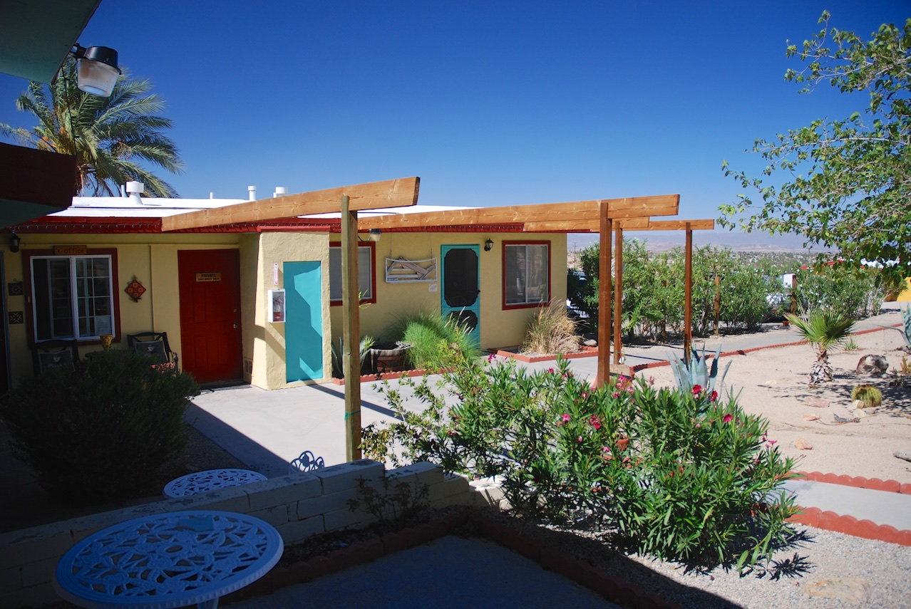 Harmony Motel in Twentynine Palms