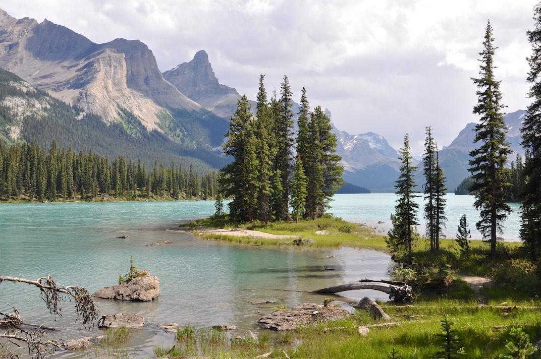 Alberta: Spirit Island, Jasper National Park