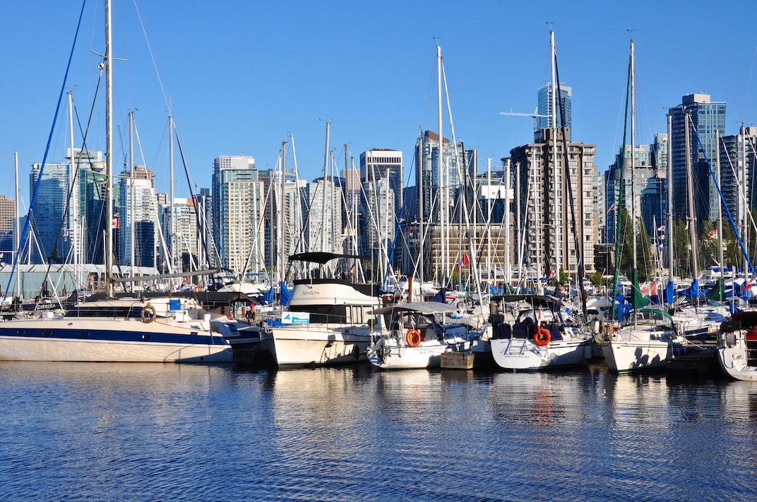 British Columbia: Vancouver