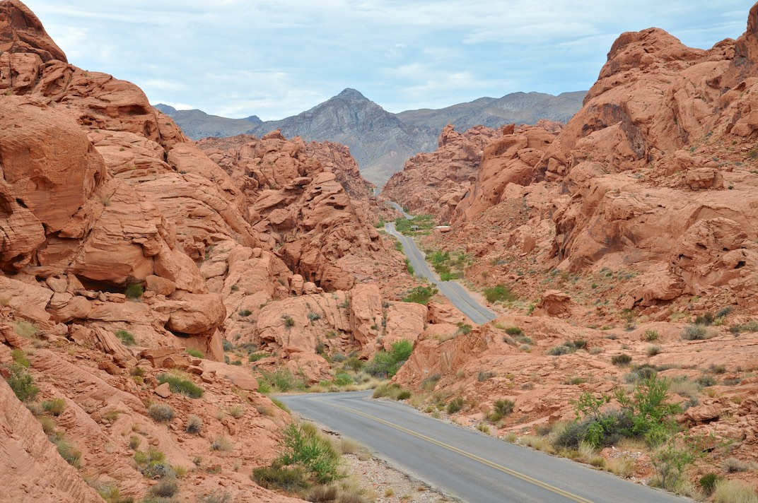 Valley of Fire State Park: Mouse's Tank Road
