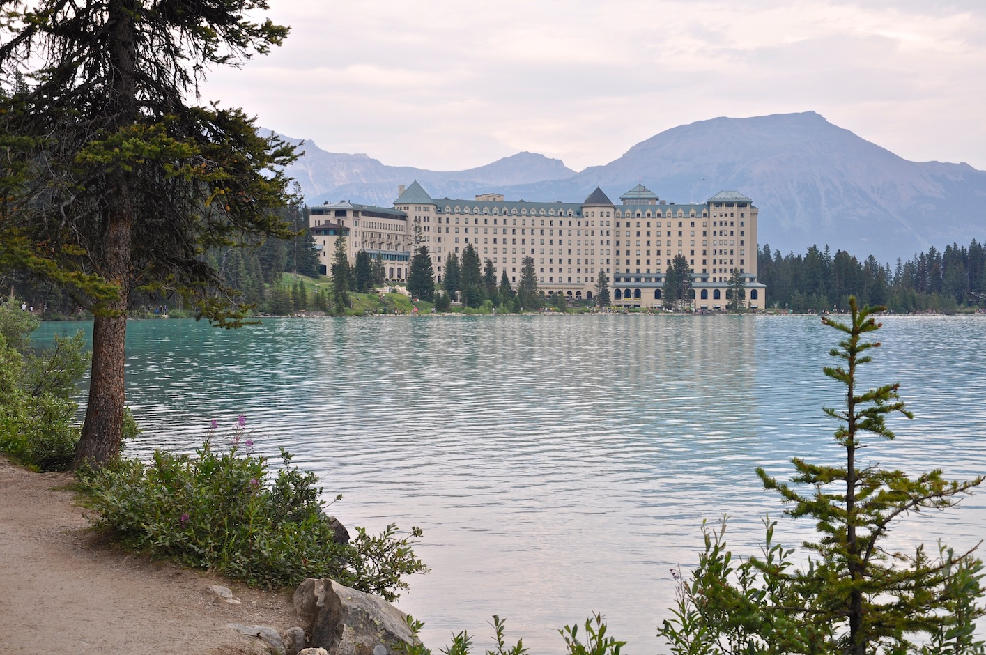Lake Louise & Fairmont