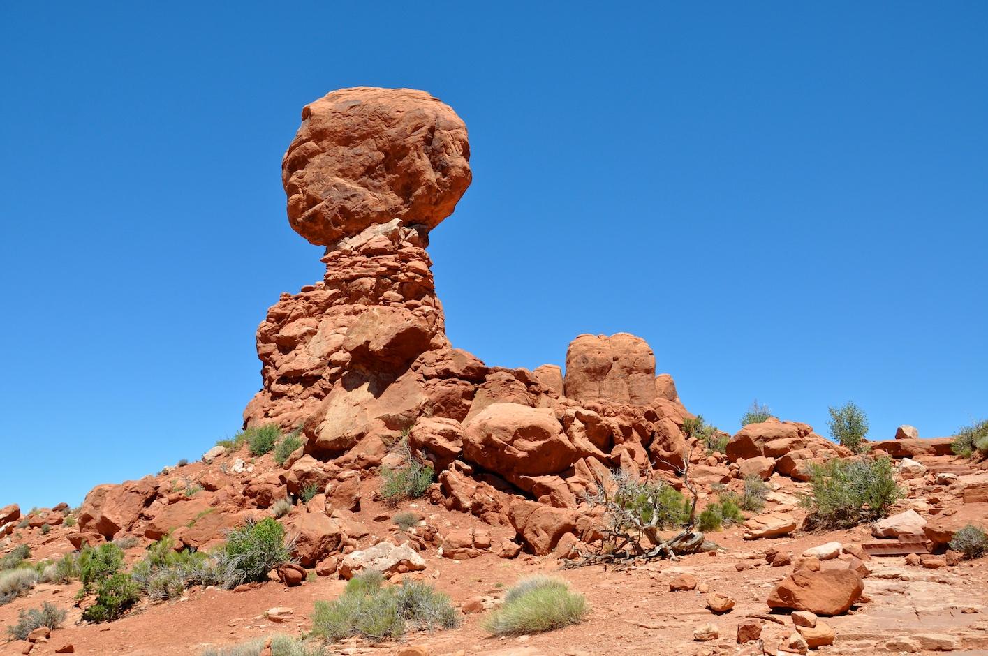 Arches National Park | Balanced Rock
