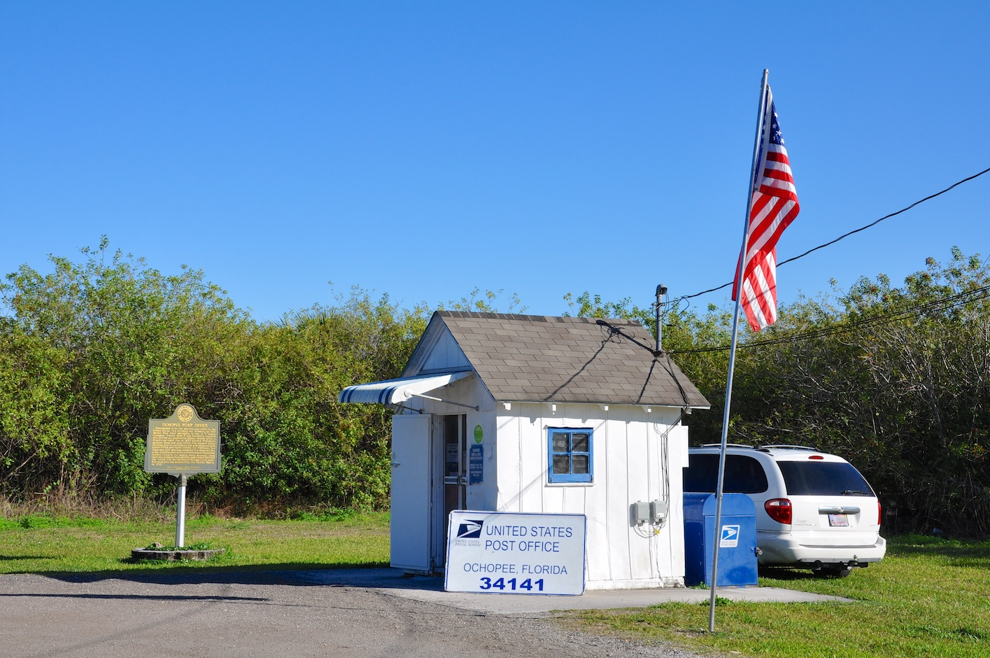 Post Office of Ochopee
