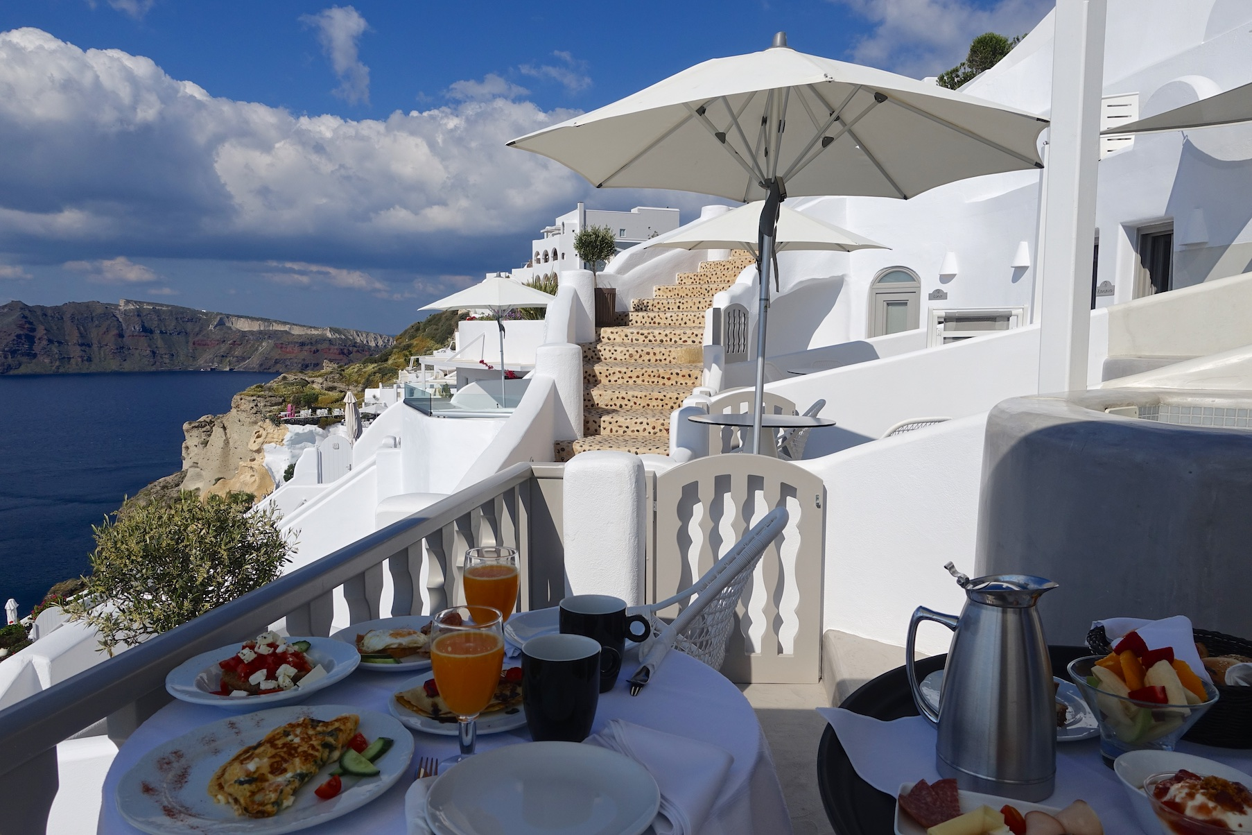 Filotera Suites in Oia