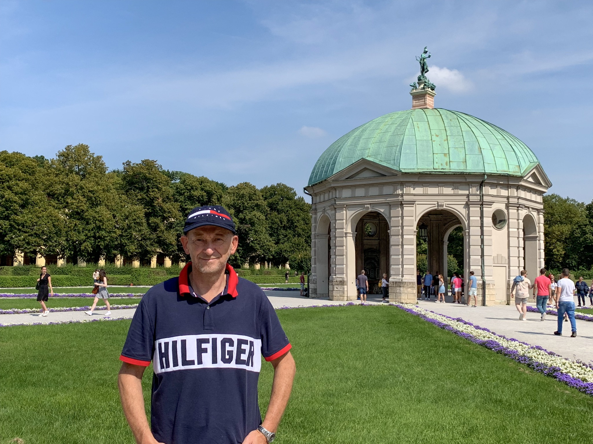 21 Reasons to love Munich: the majestic Hofgarten