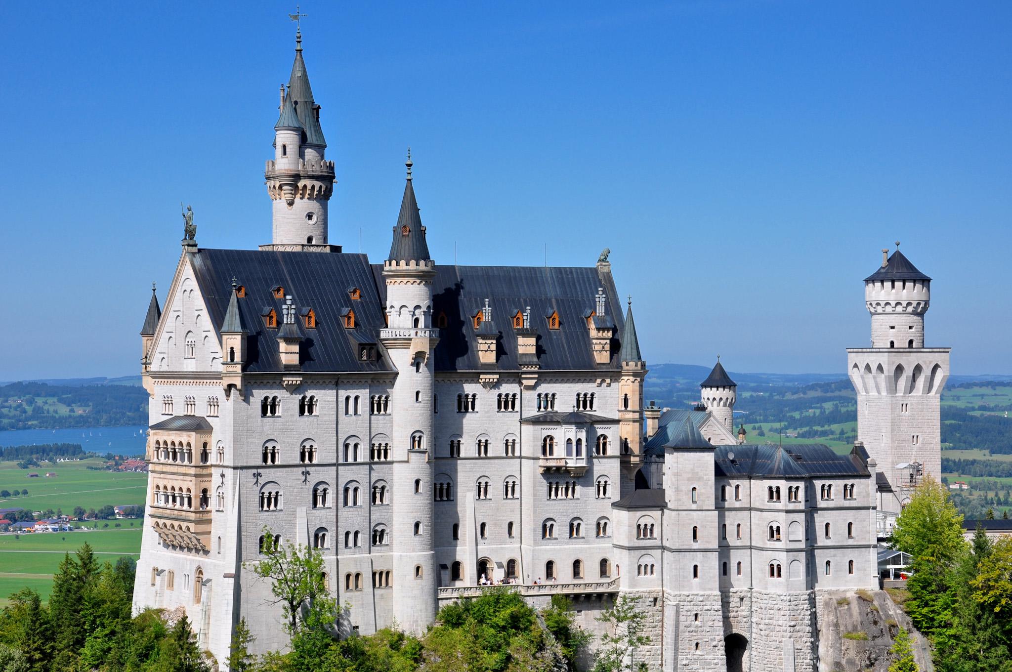 Germany: Neuschwanstein Castle