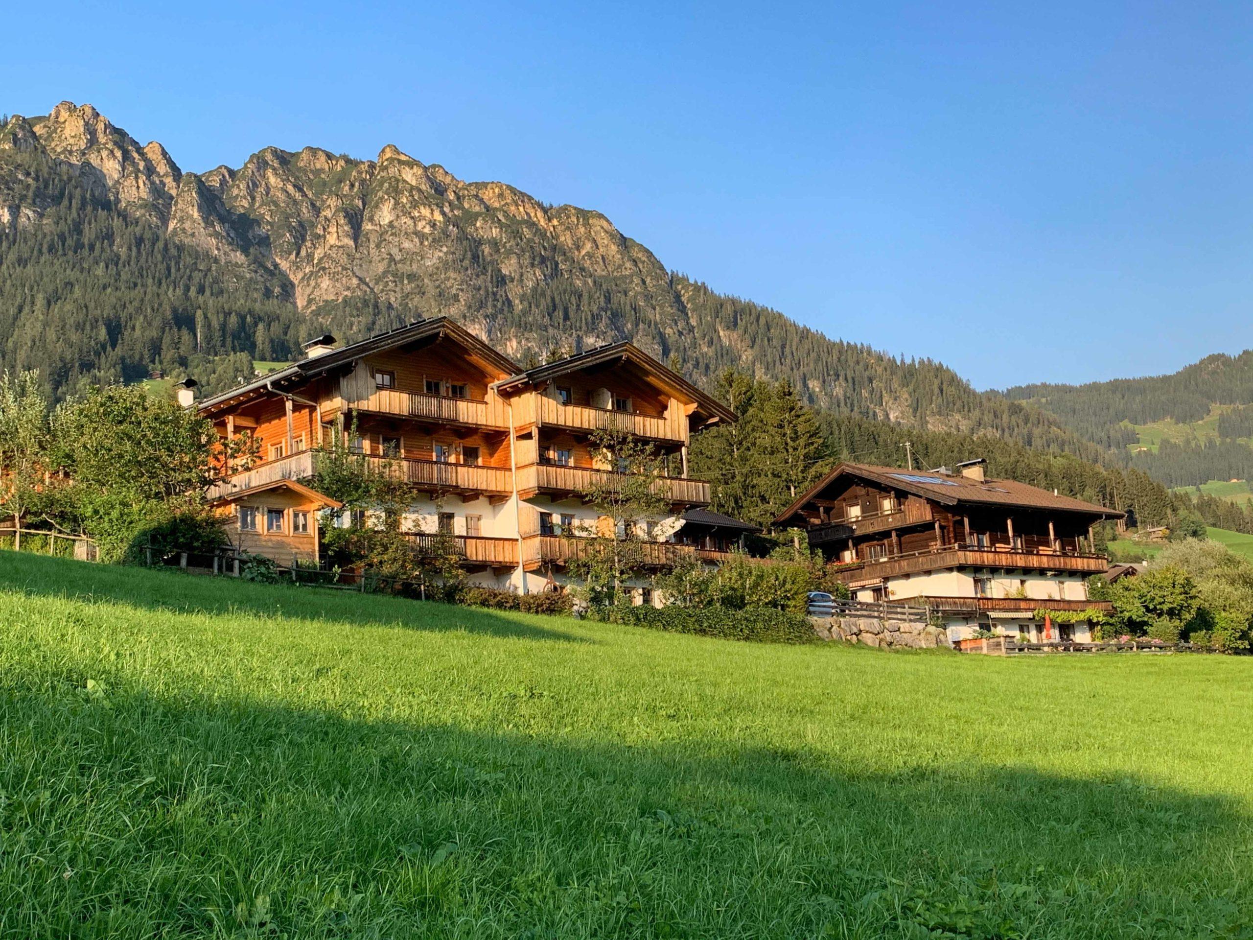 Gästehaus Larch in Alpbach