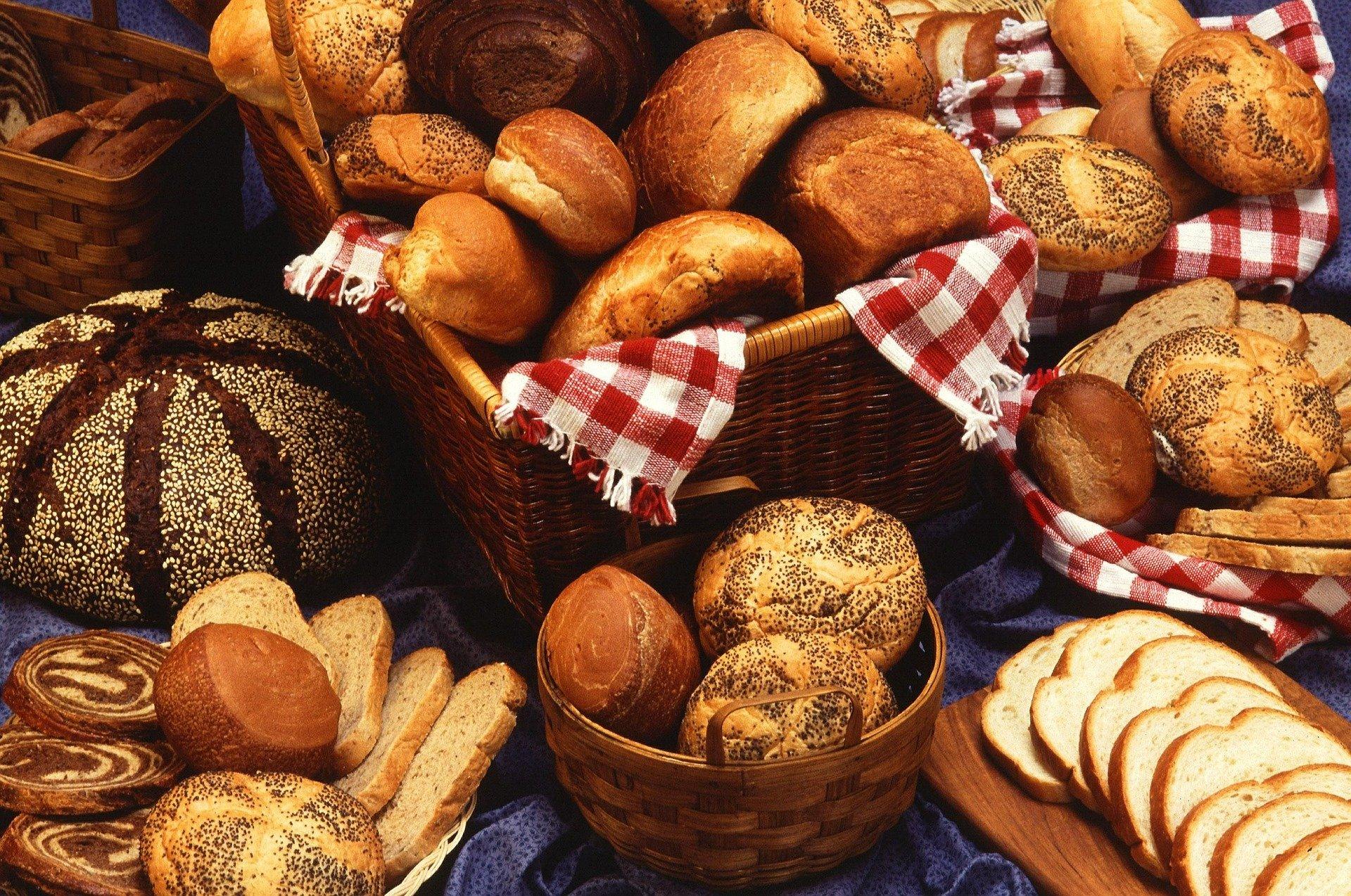 German Bread and Rolls