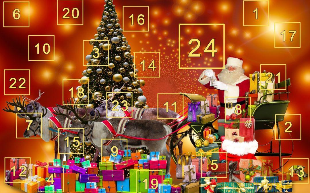 Die besten Online-Adventskalender 2020 (Gewinnspiele)