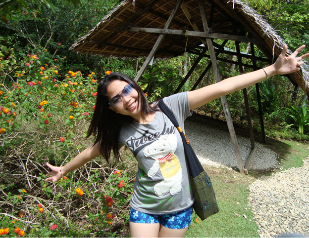 Philippines with Lhyn