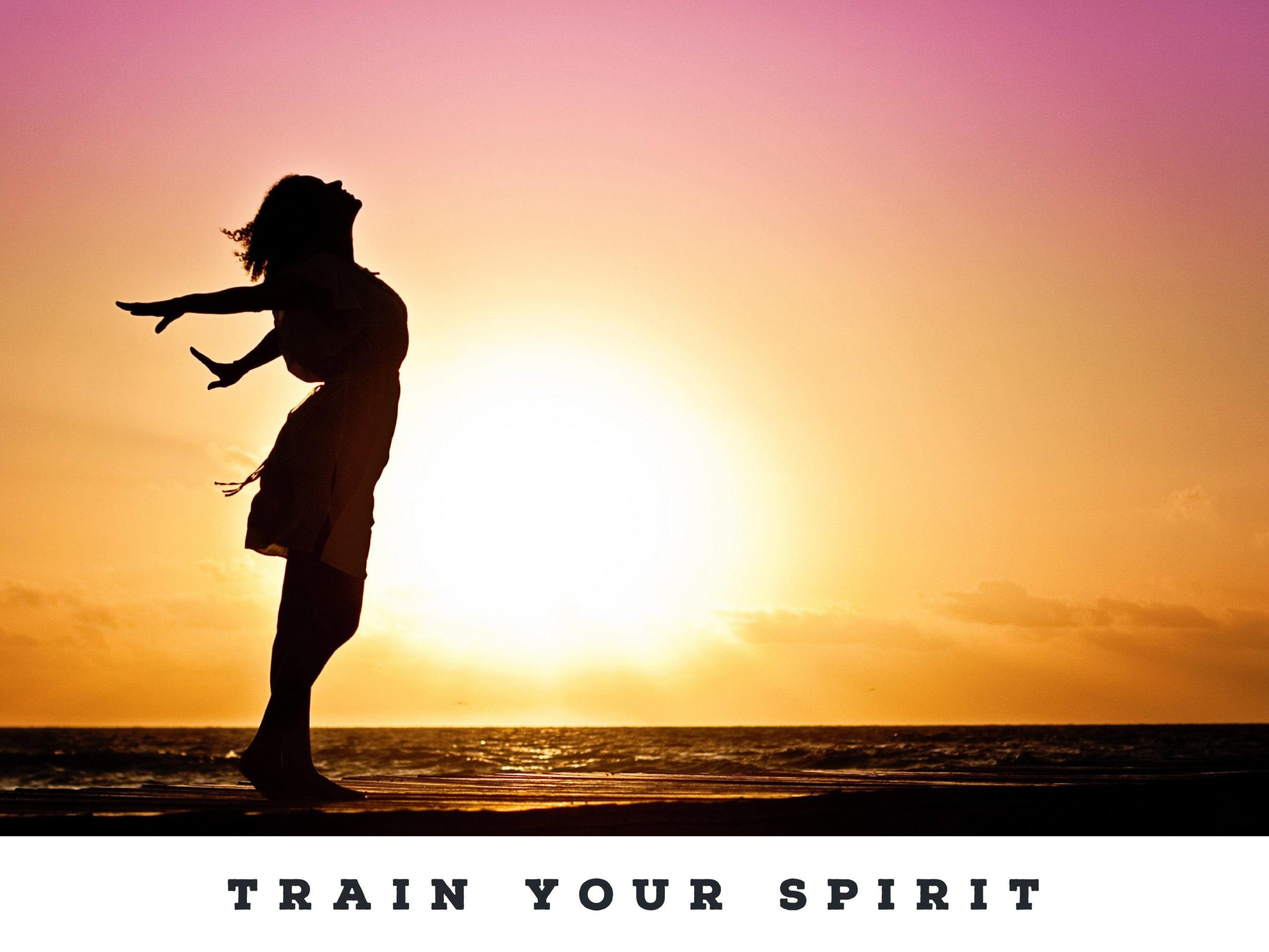 Train Your Spirit