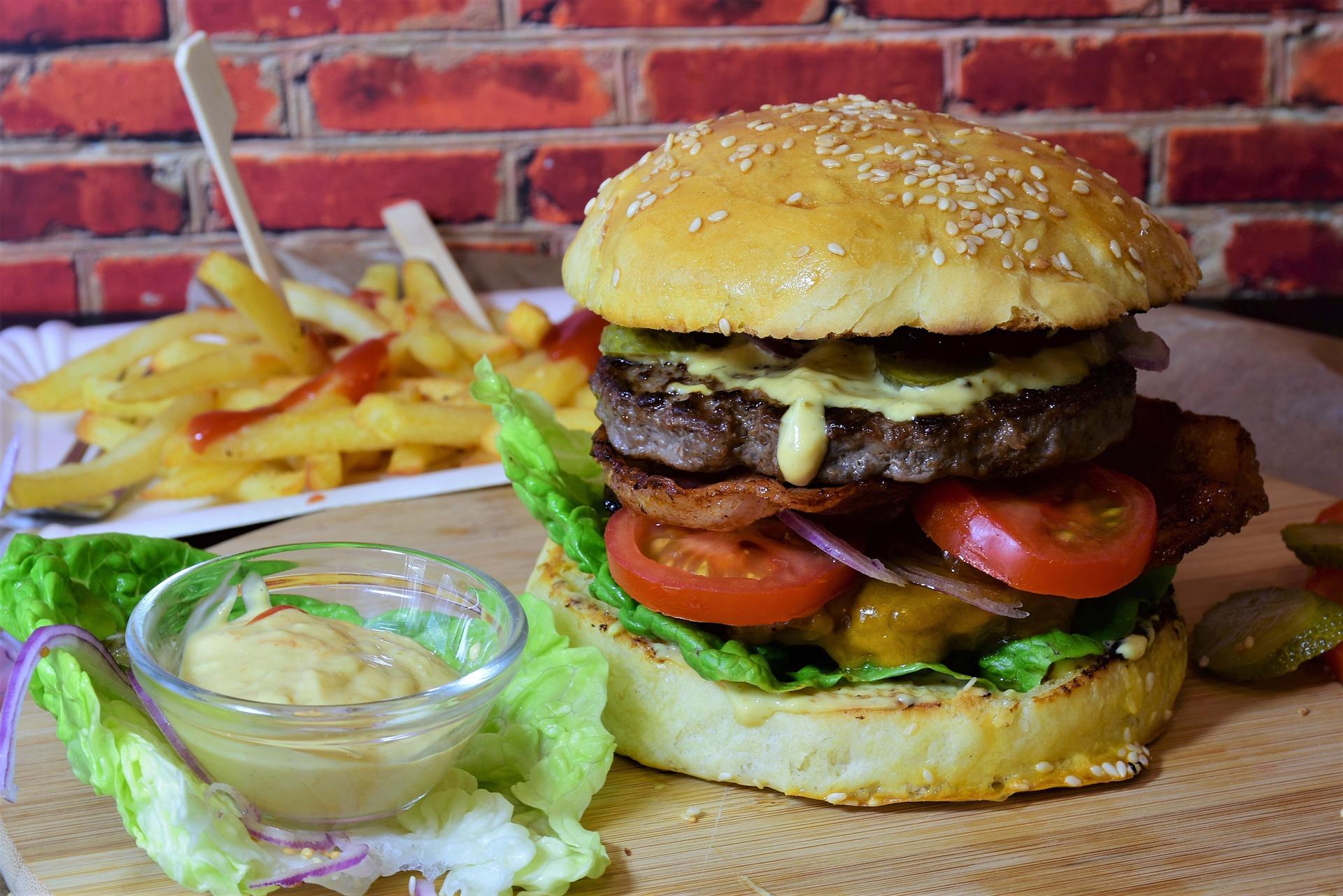 USA: Hamburger