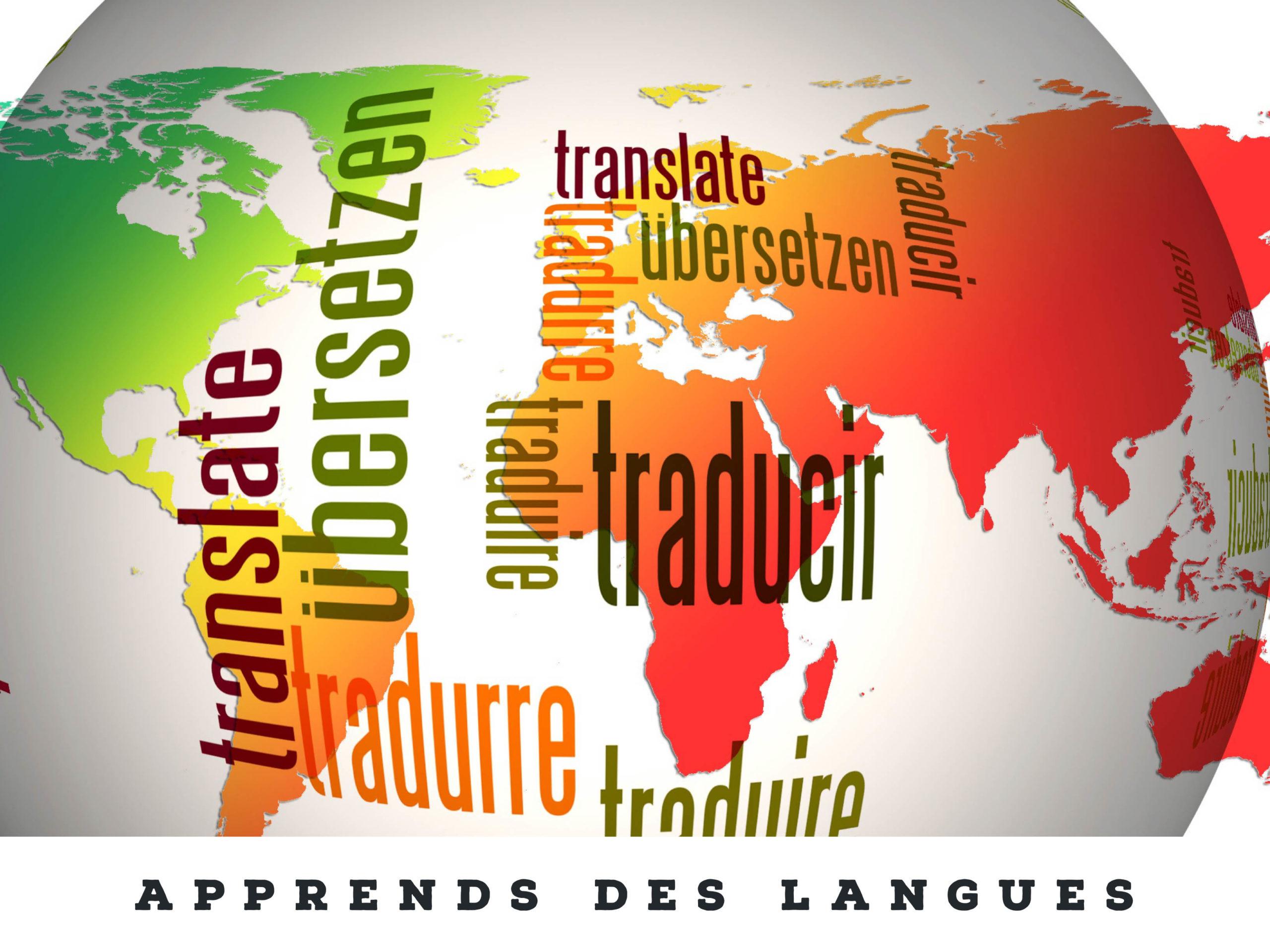 Apprends des Langues
