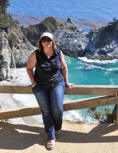 Julia Pfeiffer Burns State Park - McWay Falls
