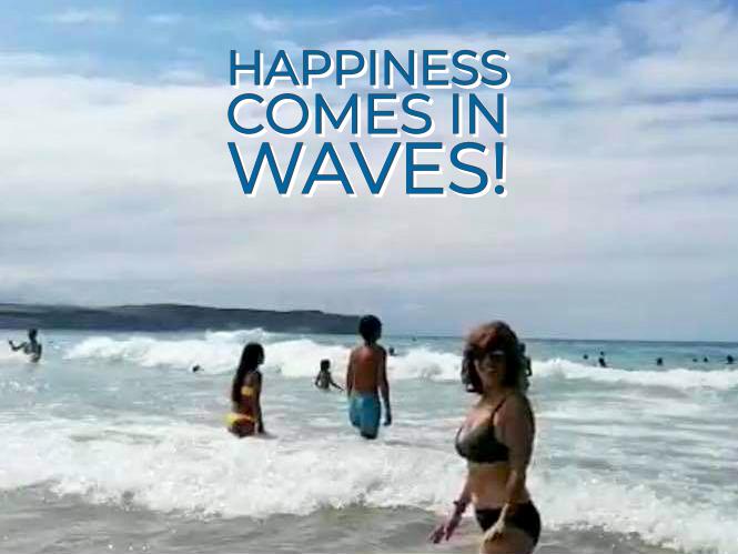 Beach Quotes - Maria Mercedes