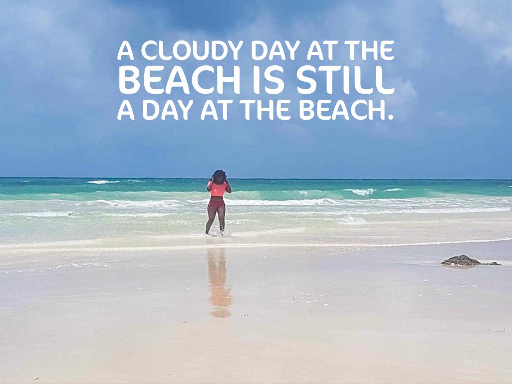 Beach Quotes - Gabi