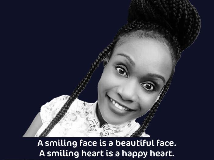 Gabis Smiling Quote