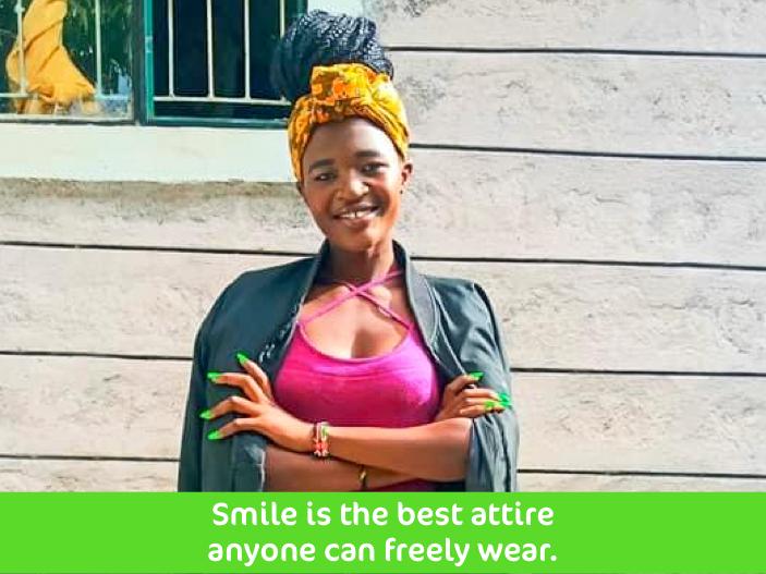 Marthas Smiling Quote