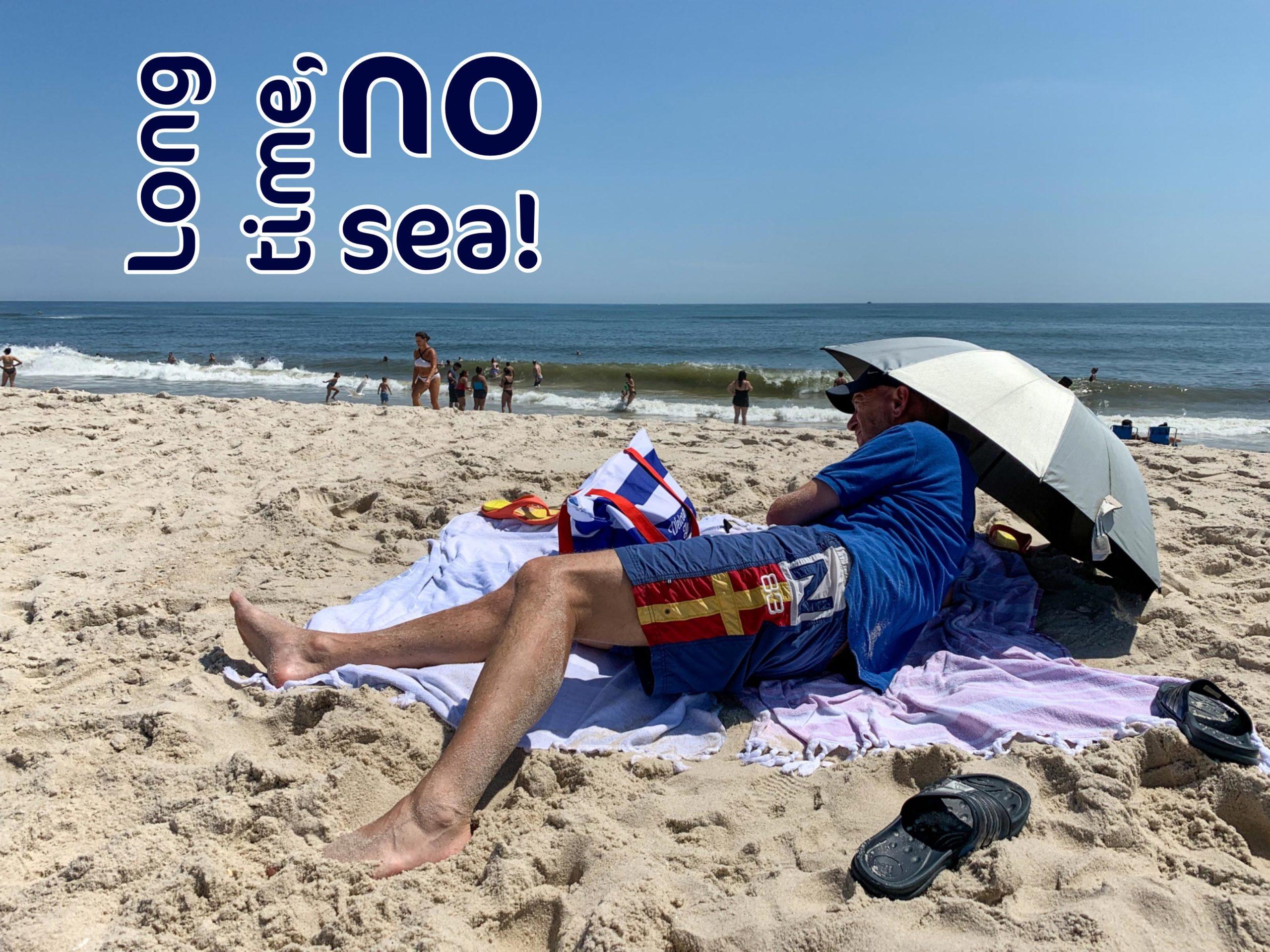 Beach Quote - Jens