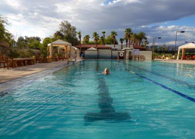 Borrego Springs in California, USA